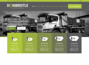 Donibristle: Skip Hire & Recycling Company