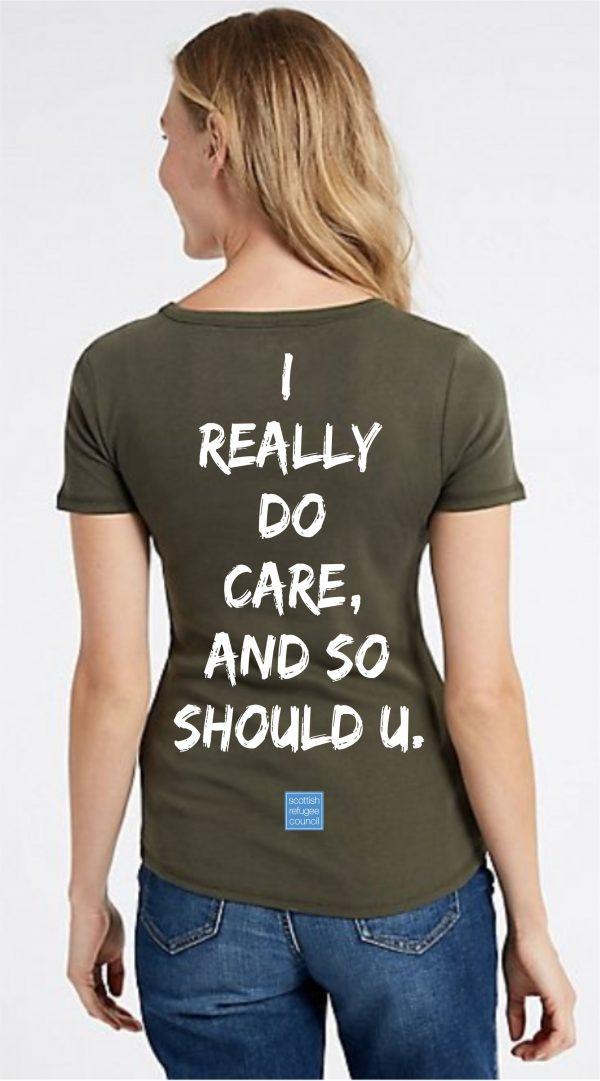 I Really Do Care.. T-shirt